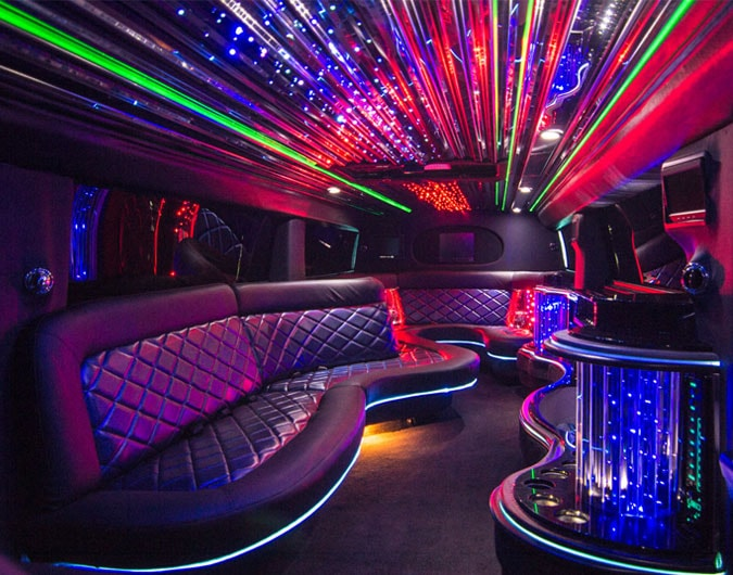Hire Limos Essex for luxury transport